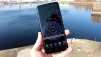 Samsung Galaxy S9: Display-Fehler treibt Besitzer in den Wahnsinn