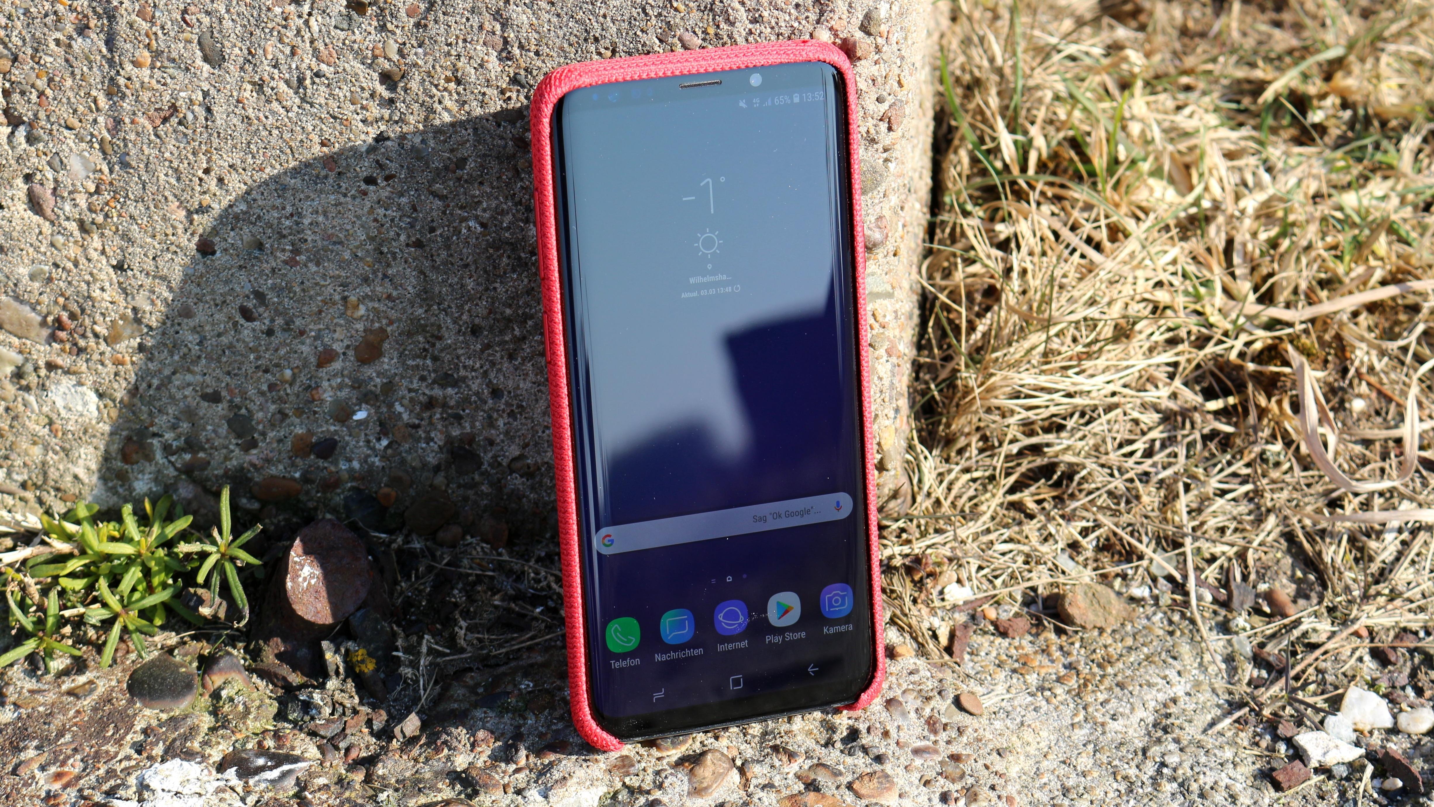 Galaxy S9 mit Display Fehler Samsung bezieht Stellung zum ungewöhnlichen Problem – GIGA