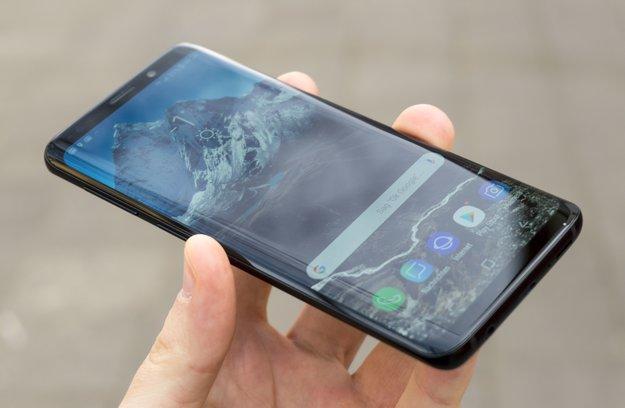 Samsung Galaxy S10: Fingerabdrucksensor im Display kann mehr als gedacht