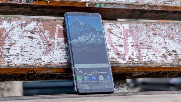 Für das Galaxy S10? Geniale Samsung-Technik macht randlose Displays möglich