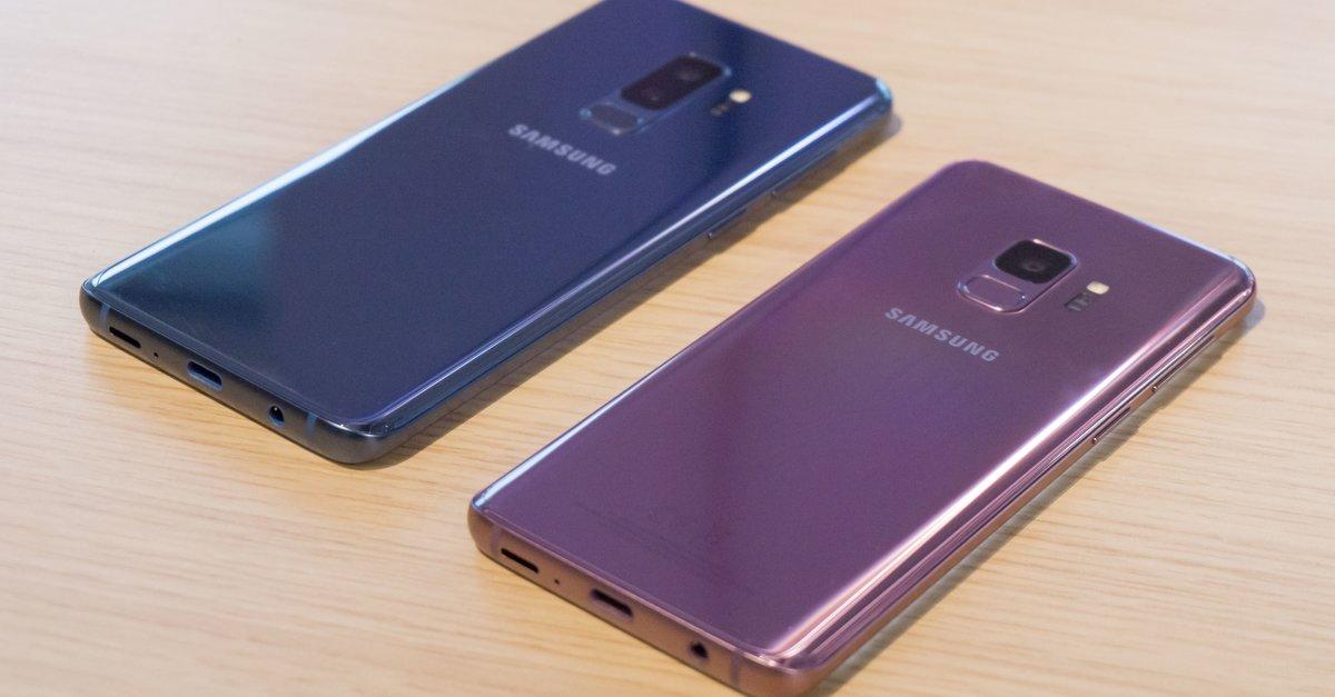 Samsung Galaxy S9 (Plus) Bedienungsanleitung Als PDF-Download