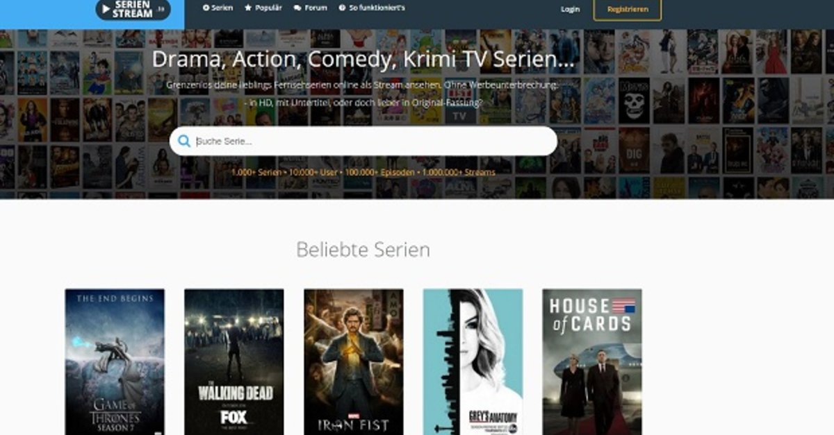 tv serien online gratis schauen