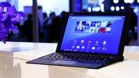 Angriff auf Galaxy Tab S4: Neues Android-Tablet von Sony will Samsung das Leben schwer machen