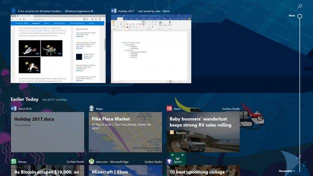 Spring Creators Update: Neue Windows 10-Version erscheint im April