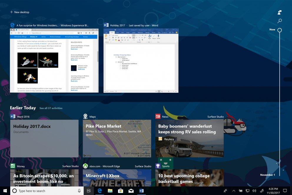 Windows 10 Spring Creators Update: Release verzögert sich