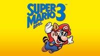 Super Mario Bros 3: Eigentlich hätte der Klassiker ganz anders aussehen sollen