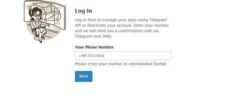 Telegram: Account löschen – hier ist der Link!