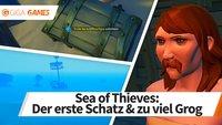 Sea of Thieves im Let's Play: Wir trinken viel zu viel Grog