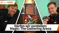 Dürfen wir vorstellen #3: Magic the Gathering Arena im Schnellcheck