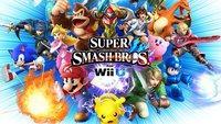 Nintendo Direct: Super Smash Bros. erscheint 2018 für die Switch
