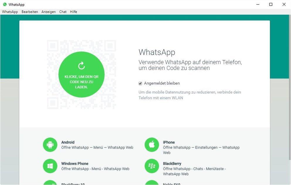 Top-Download der Woche 11/2018: WhatsApp für Windows