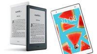 Angebote bei Amazon: 20 Euro Rabatt auf Kindle, Lenovo-Tablets, Echo-Aktion und mehr