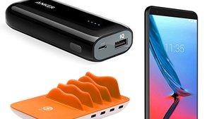 Angebote bei Amazon: Anker-Powerbank, Multi-Ladegerät, Blaupunkt-Radio und mehr