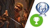 Attack on Titan 2: Alle Trophäen und Erfolge - Leitfaden für 100%