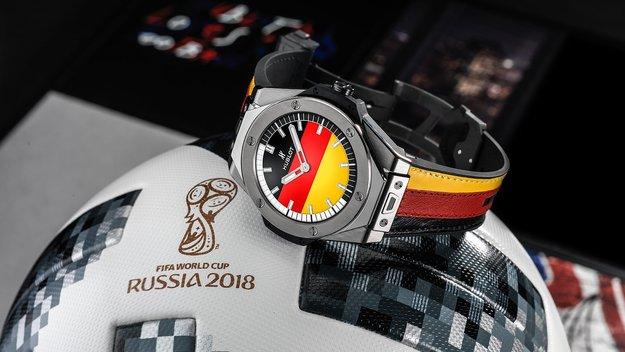 WM 2018: Diese Smartwatch revolutioniert den Fußball