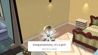 Die Sims Mobile: Baby bekommen und Nachwuchs aufziehen - so geht's