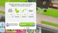 Die Sims Mobile: Energie schnell bekommen und mehr Aktionen ausüben