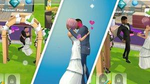 Die Sims Mobile: Heiraten und Antrag machen - so geht's