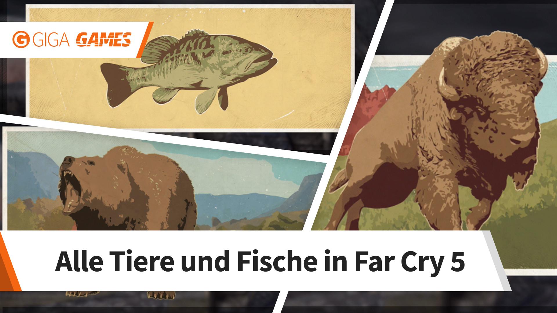 Far Cry 5: Achievement-Guide - Kenn ich, kann ich