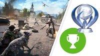 Far Cry 5: Alle Trophäen und Erfolge - Leitfaden für 100%