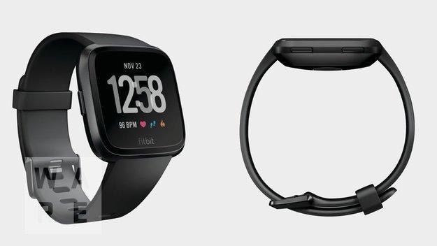 Fitbits neue Smartwatch: So wird sie heißen, das wird sie können