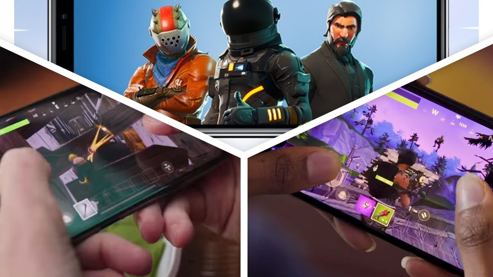 Fortnite Mobile Geräte