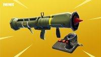 Fortnite: Das ist die neue Waffe – Die zielgelenkte Rakete