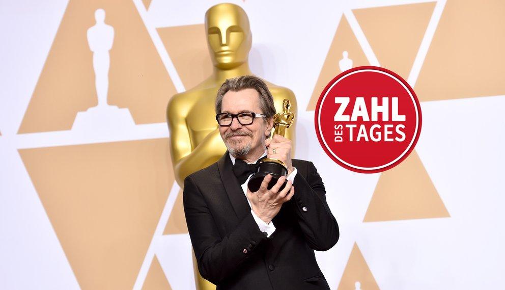Oscars 2018: So viel Geld haben die Gewinnerfilme gekostet – Zahl(en) des Tages