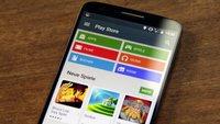 Spart Datenvolumen: Diese Einstellung im Google Play Store müsst ihr unbedingt auswählen