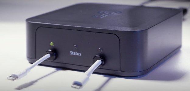 Unheimliche Technik: Dieses Gerät kann jedes iPhone knacken