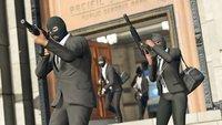 Wie ein Typ in GTA 5 unbewaffnet mehrere Banken ausraubte