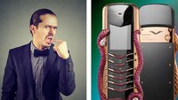 Die 17 hässlichsten Handys, die die Menschheit je gesehen hat