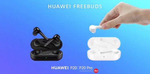 Unfassbar: Huawei hat sogar die Apple AirPods kopiert