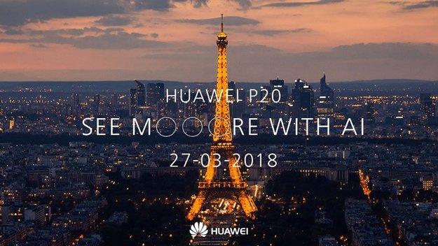 Huawei P20: Livestream der Präsentation jetzt bei uns anschauen