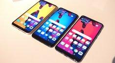 Huawei P20: App-Drawer aktivieren – so blendet ihr den Ordner ein