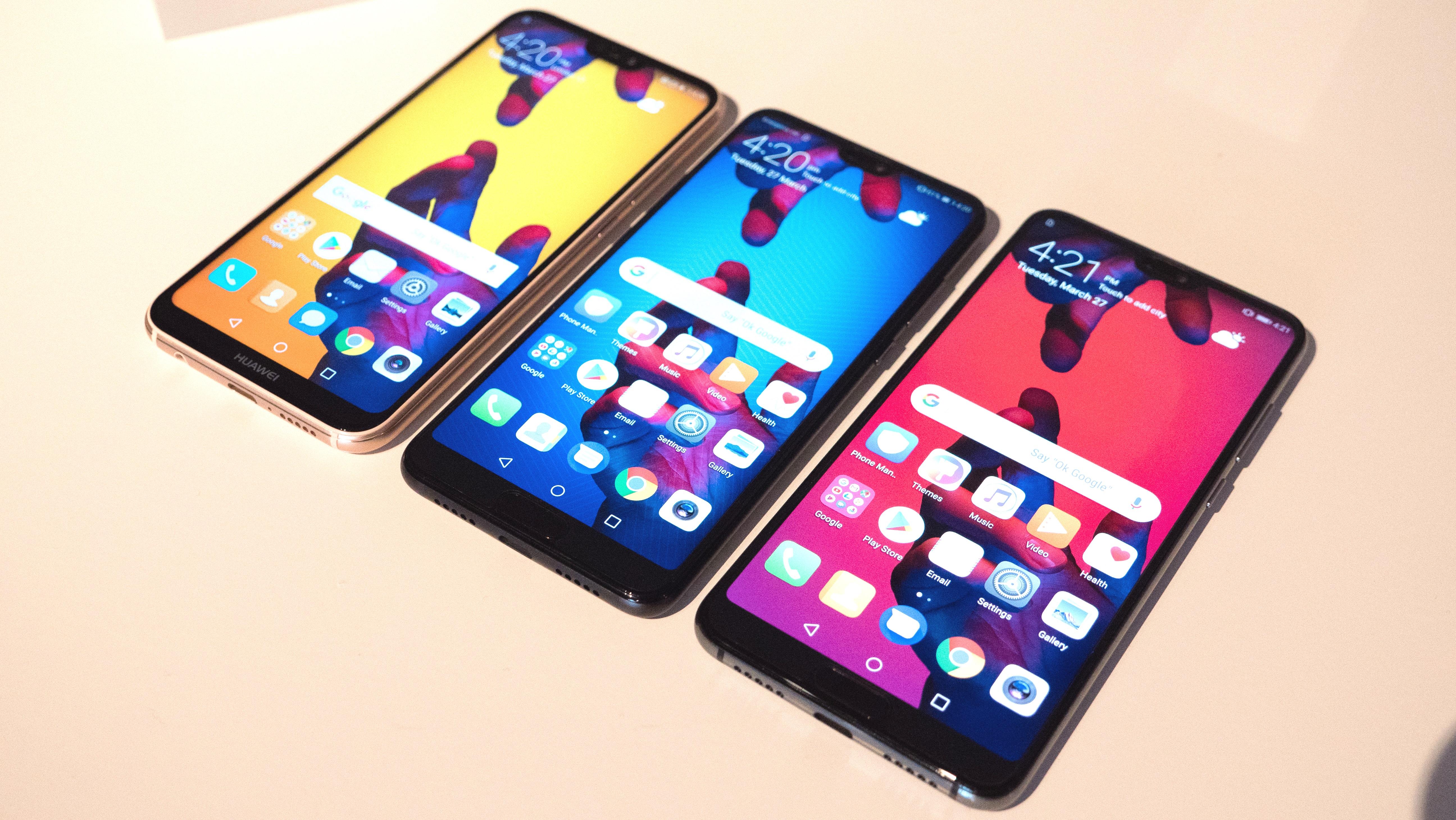 Huawei P20: App-Drawer aktivieren – so blendet ihr den