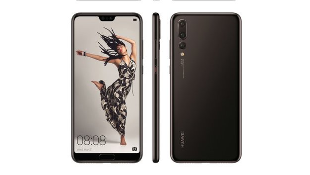 Huawei P20: Schneller Preisverfall des Android-Smartphones im iPhone-X-Design erwartet
