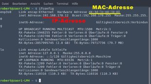 IPCONFIG in Linux? – so geht's