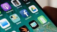 Facebook sieht schwarz: So soll die App bald aussehen