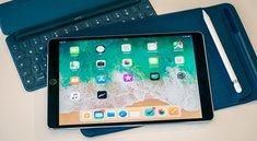 iPad Pro mit Display-Fehler: Helle Flecken über dem Homebutton ärgern Besitzer