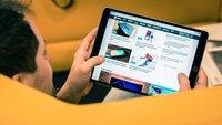 Apple vorgeführt: iPad-Feature hätte besser so ausgesehen