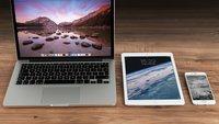 MacBook und iPad laden iPhone kabellos: Apples geniale Zukunftspläne