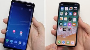 Überraschendes Ergebnis: So bruchfest ist das Galaxy S9 im Vergleich zum S8 und iPhone X