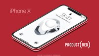 iPhone X in Rot: So atemberaubend würde es als (Product)Red aussehen