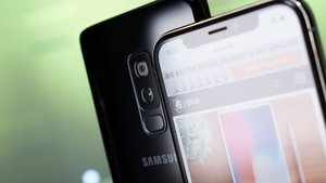 Galaxy S9 vs. iPhone X: So frech macht sich Samsung über Apple lustig
