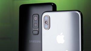 Top 10: Aktuelle Smartphone-Bestseller in Deutschland im April 2018