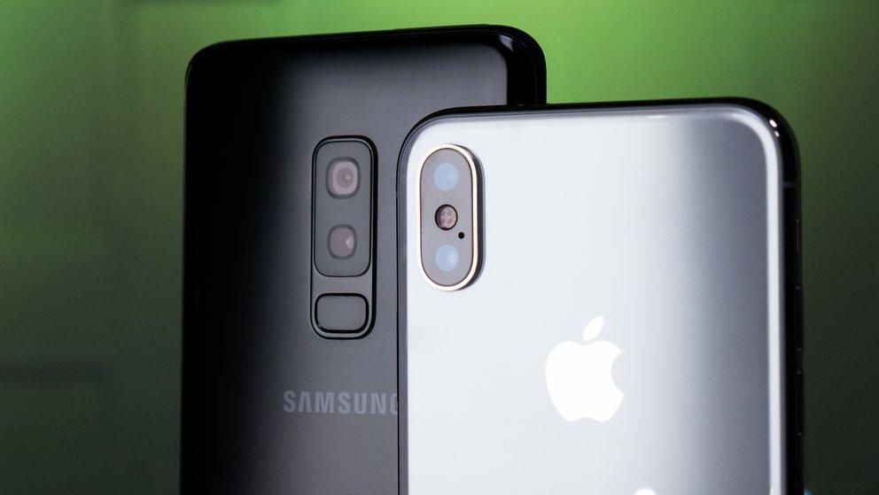 Q1 2018: iPhone X weltweit meistverkauftes Smartphone