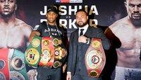 Boxen heute: Anthony Joshua vs. Joseph Parker im Live-Stream online sehen