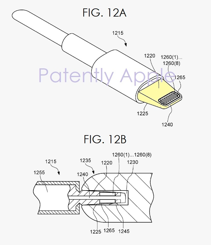 Apple Patent: Lightning-Anschluss soll wasserdicht werden