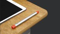 Logitech Crayon jetzt in Deutschland verfügbar: Alternative zum Apple Pencil